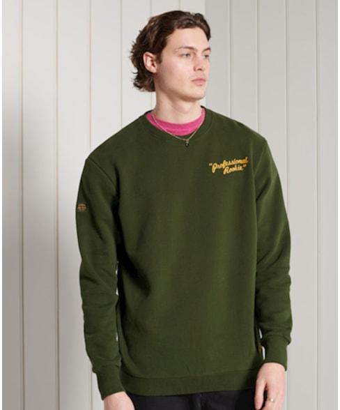 M2010995A   Superdry Workwear sweatshirt met ronde hals