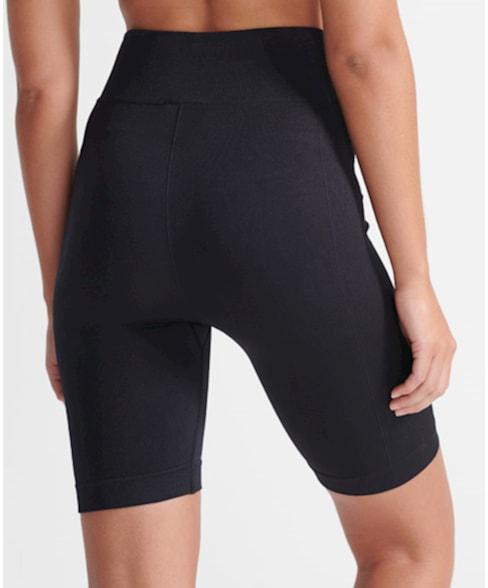 WS310550A | Superdry Flexibele korte legging zonder naden