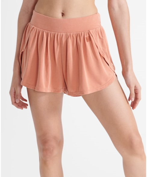 WS310551A | Superdry Flex Relaxed Shorts