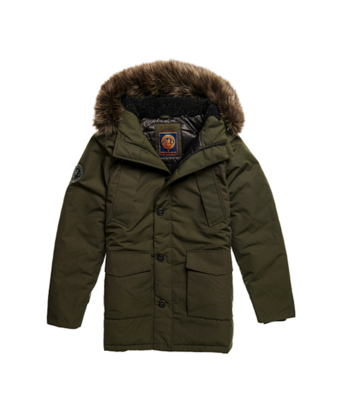 M5010204A | Everest parka