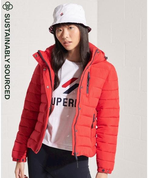 W5010725A | Superdry Klassieke Fuji jas